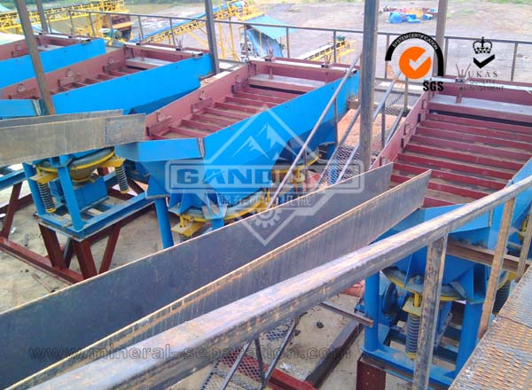 Manganese Ore Production Line